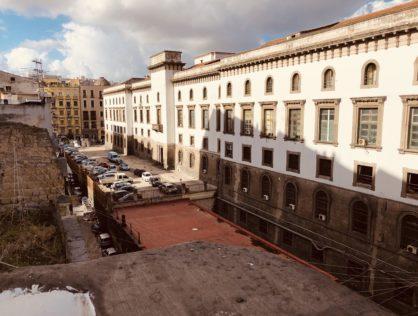 Via F.S. Siniscalchi, bivani con terrazzo