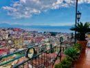 Corso Vittorio Emanuele con terrazzo panoramico